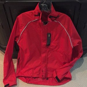 GILL lightweight sailing rain jacket